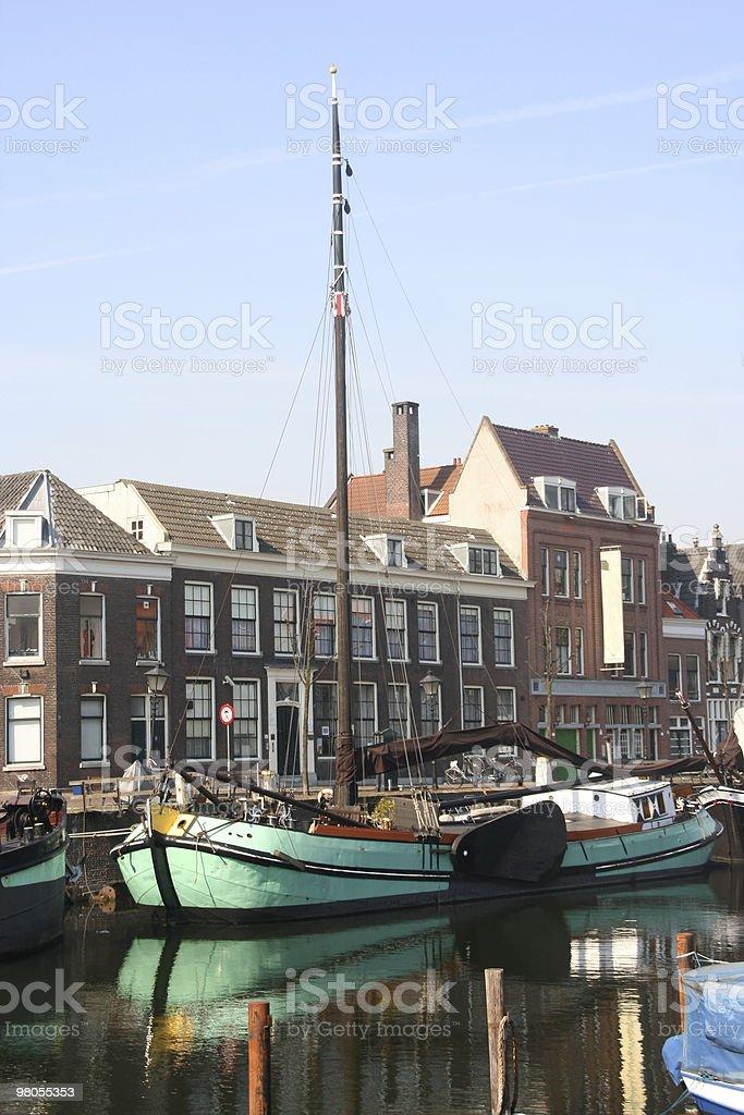 Delfshaven royalty-free stock photo