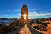 It is a national park in Utah.