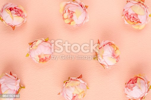 istock Delicate floral background 954192440