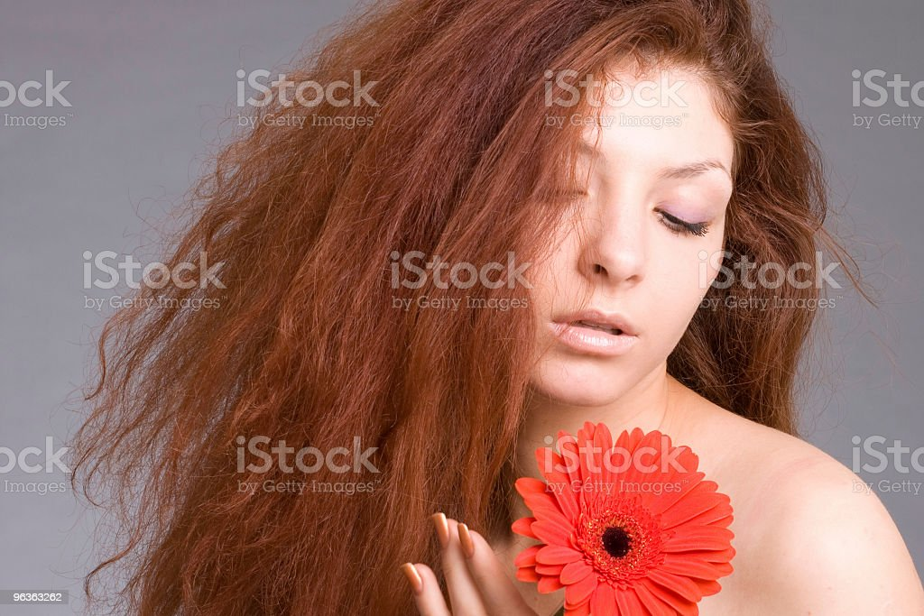 Delicate royalty-free stock photo
