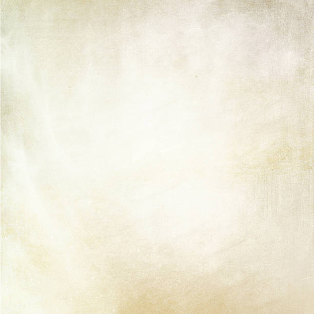 delicate sepia background with paint stains watercolor texture stock photo