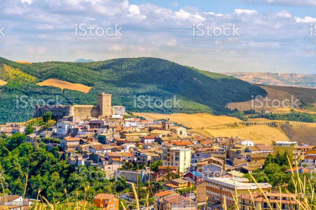 Deliceto - Foggia province - Gargano - Apulia - Italy stock photo