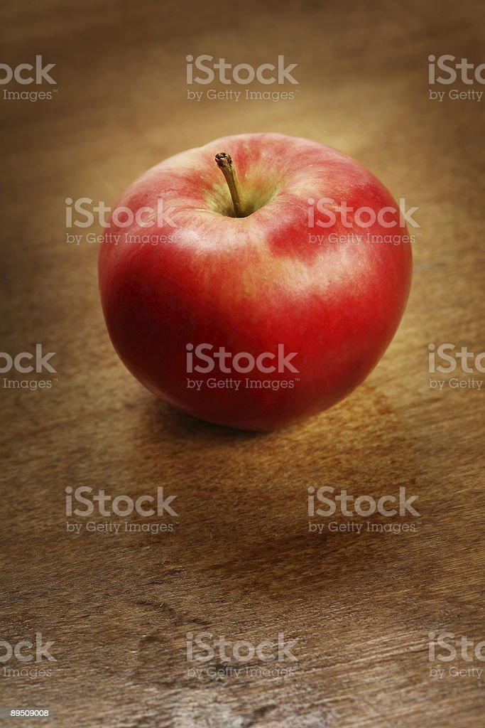 Delicious Apple royalty-free stock photo