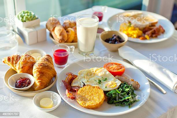 Delicious Breakfast Stock Photo - Download Image Now