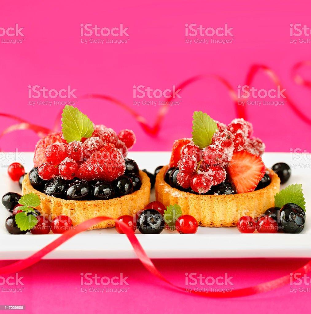 Delicious cake royalty-free stock photo