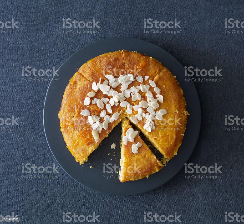 Delicioso bolo - foto de acervo
