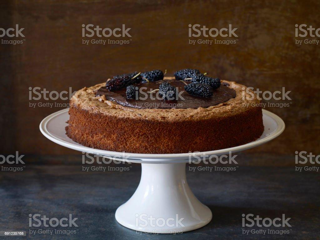 heerlijke taart foto