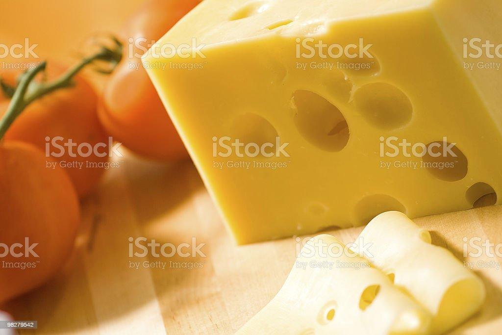 Delicious cheese royalty-free stock photo