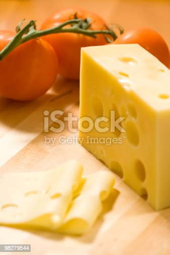 Delicious Cheese Stock Photo & More Pictures of Breakfast