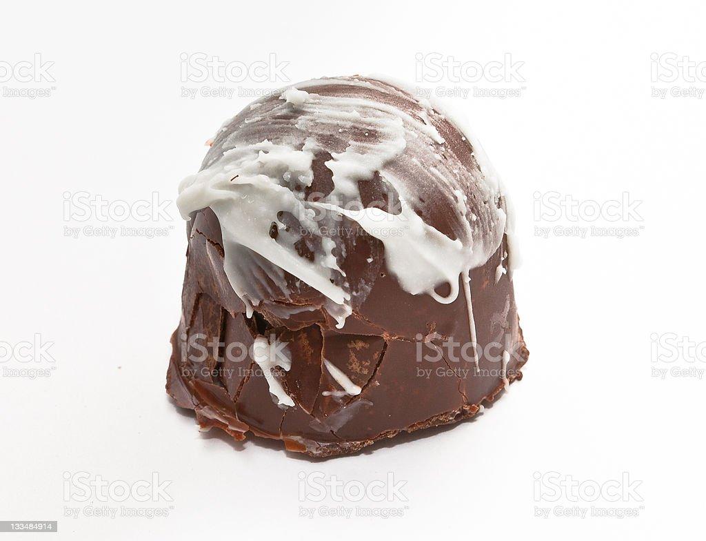 Deliciosos de chocolate - foto de stock