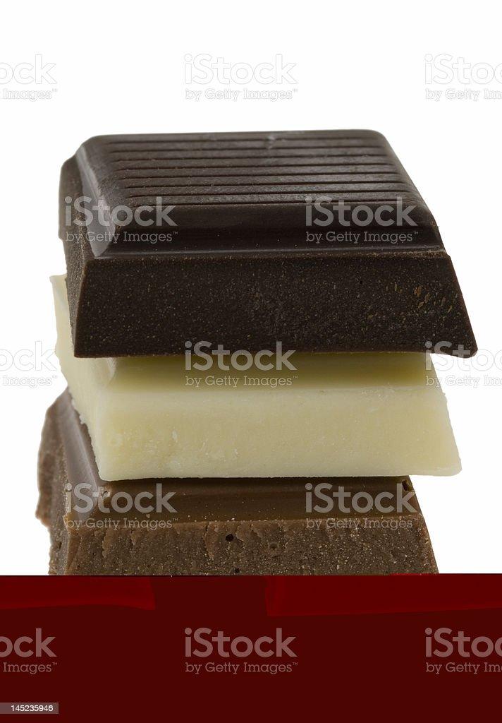 Köstliche Schokolade – Foto