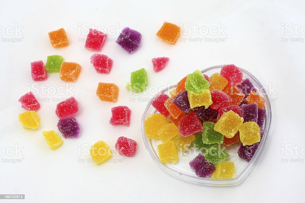 Delicious colorful royalty-free stock photo