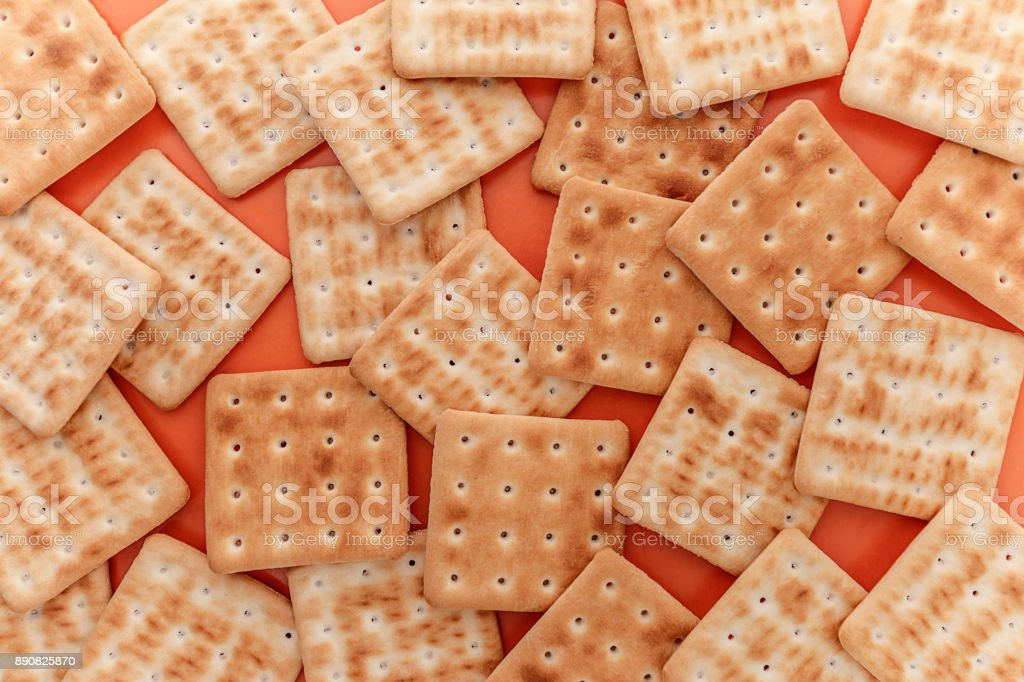 Delicious cookies as cool texture stock photo