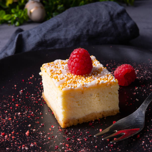 delicious festive cheesecake from the tin – zdjęcie