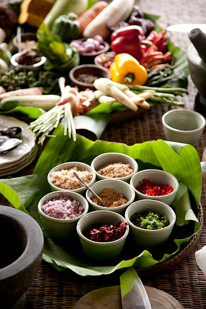 Delicious food of Thailand.  koh chang stock pictures, royalty-free photos & images