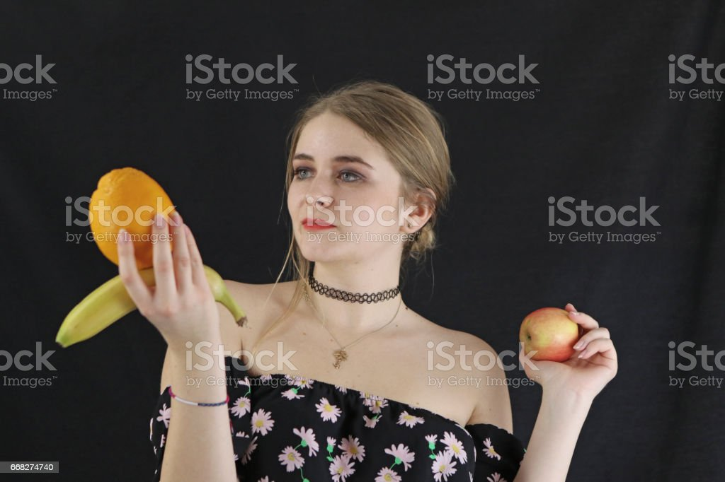 Delicious Fruit foto stock royalty-free