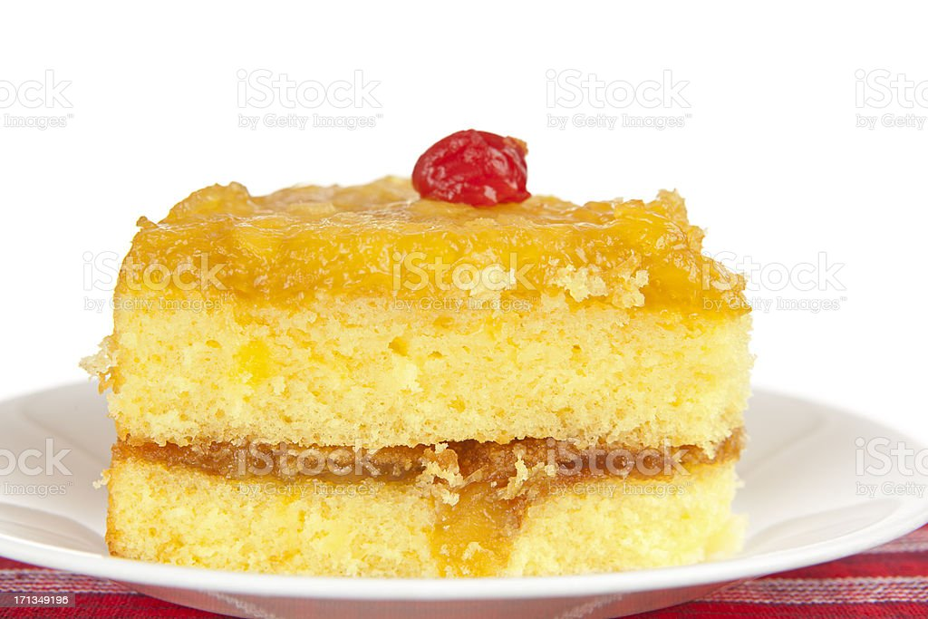 Delicious Layer Cake stock photo