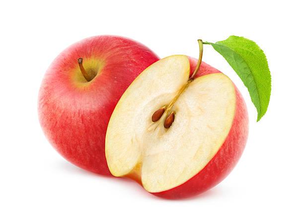 レッドリンゴ ストックフォト
