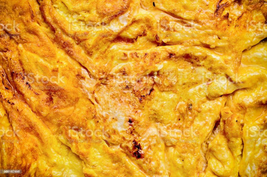 Delicious omelette background - Стоковые фото Без людей роялти-фри