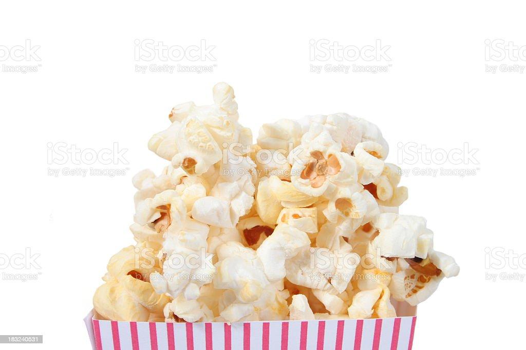 Delicious Popcorn royalty-free stock photo