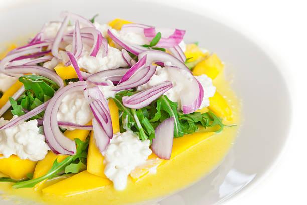 Köstliche Rucola-Salat – Foto