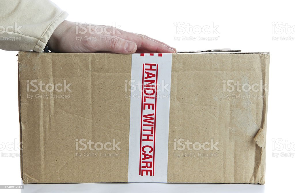delivered royalty-free stock photo