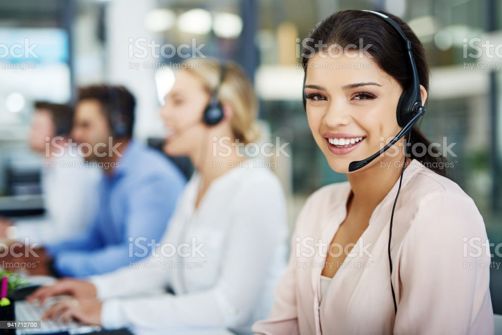 Delivering consistent quality customer is what we're known for stock photo