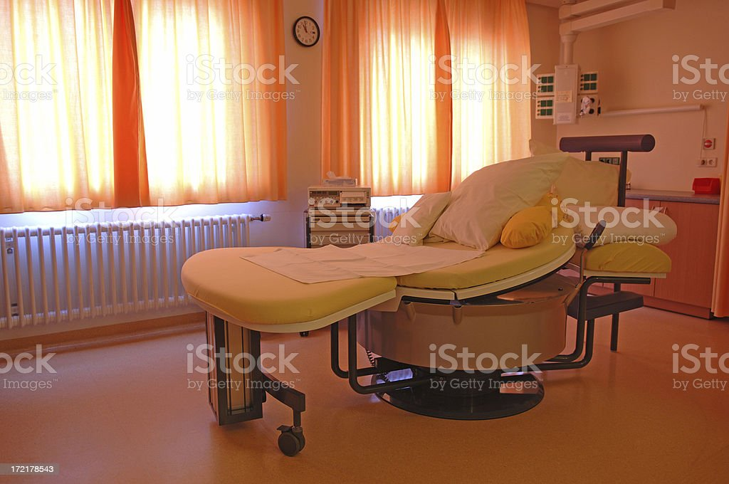 Delivery room #1 royalty-free stock photo