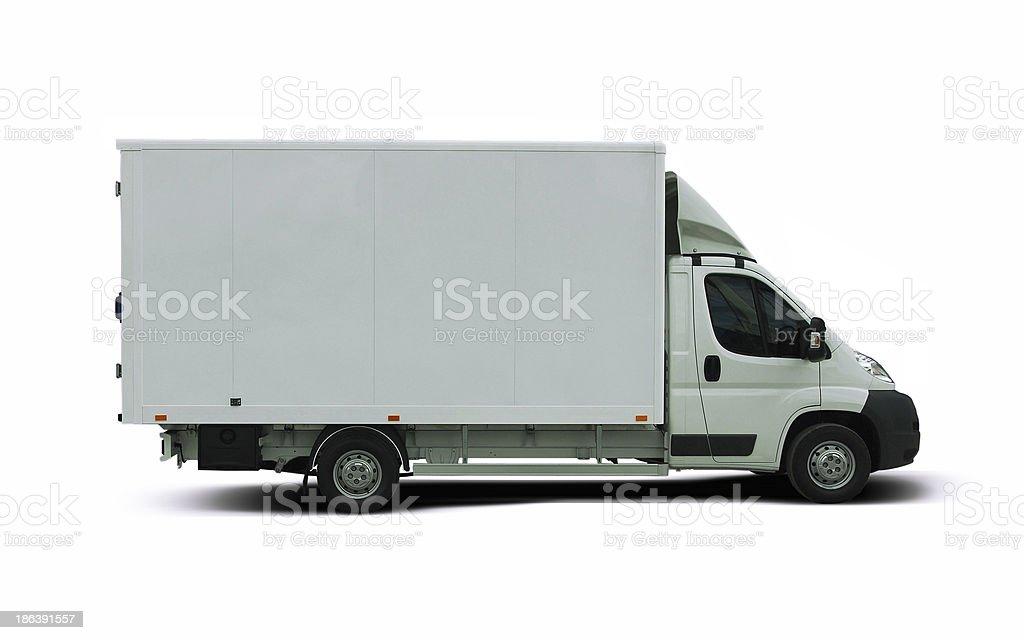 Delivery van – Foto