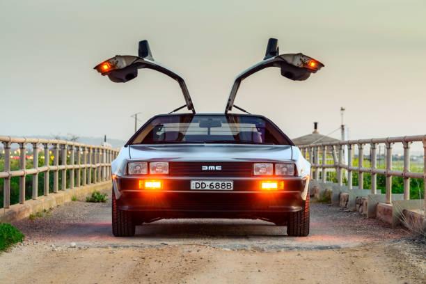 DeLorean DMC-12 Auto – Foto