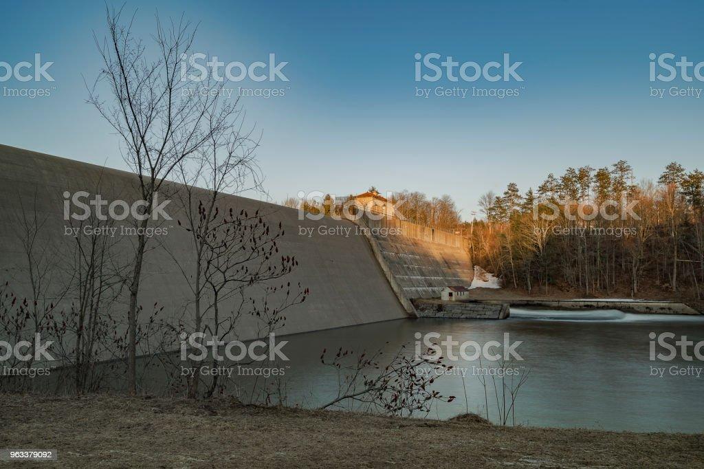 Delta Dam State - Zbiór zdjęć royalty-free (Bez ludzi)