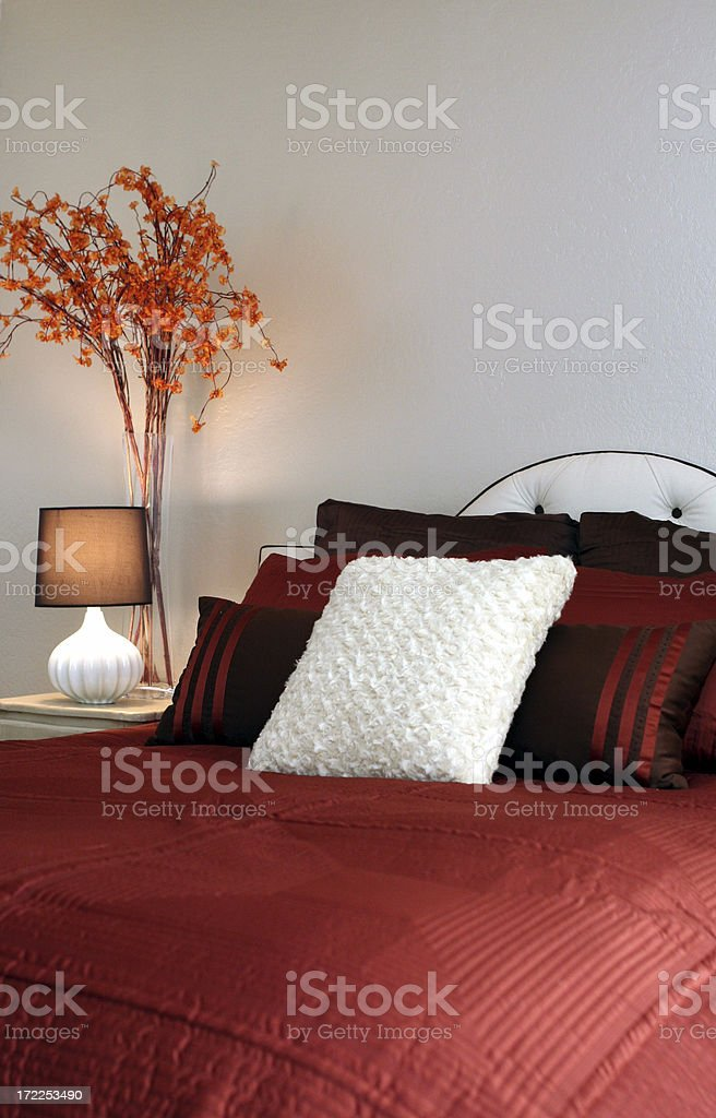 Deluxe Room royalty-free stock photo