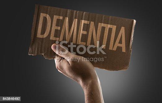 istock Dementia 843846492