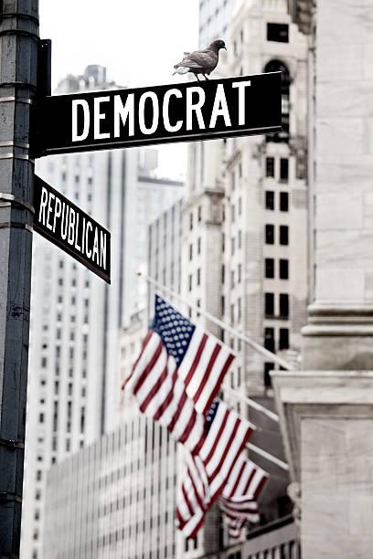 Democrat & Republican