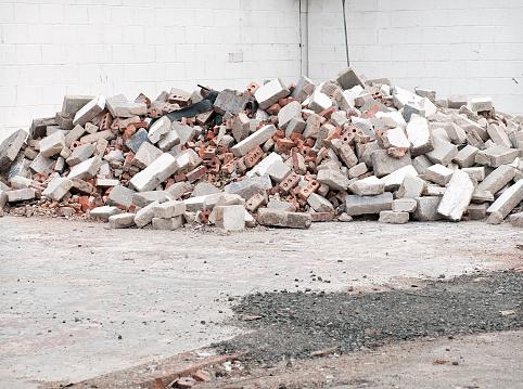Demolition Rubble