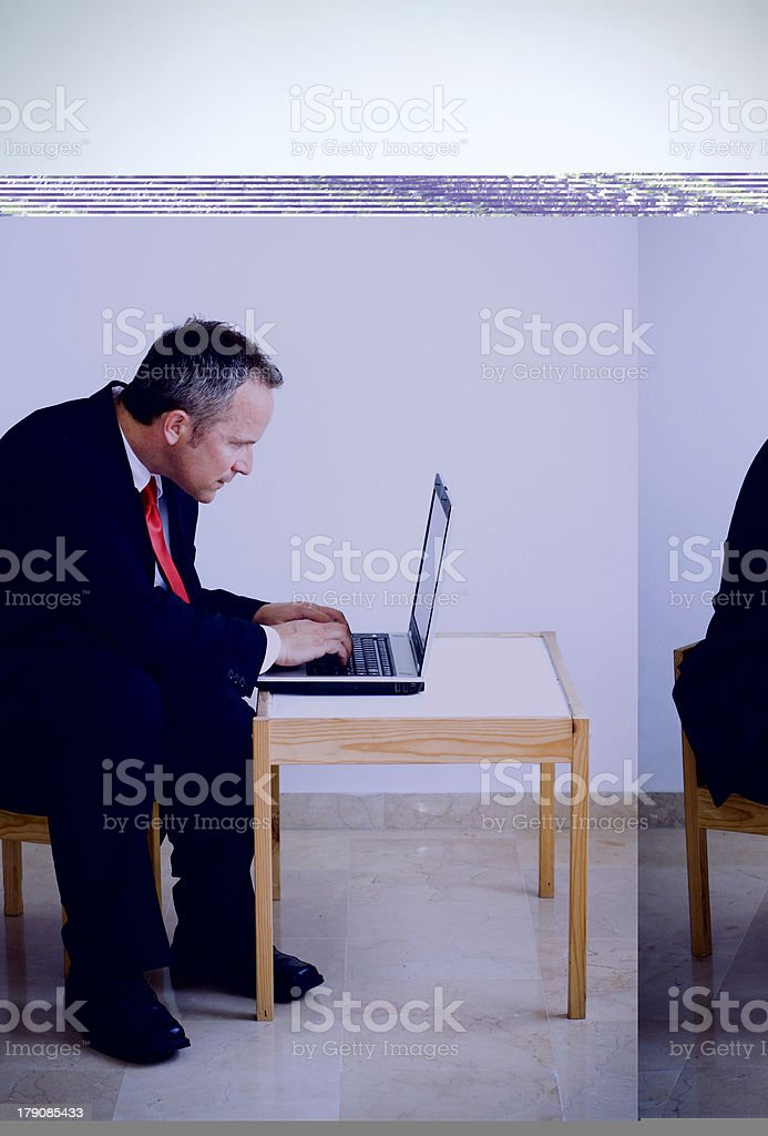 Demoted? royalty-free stock photo