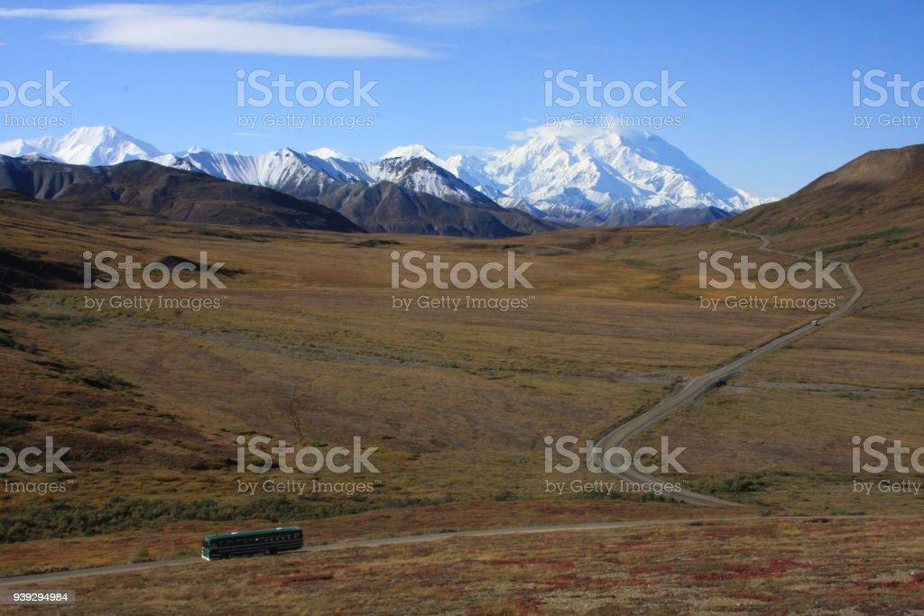 Denali stock photo