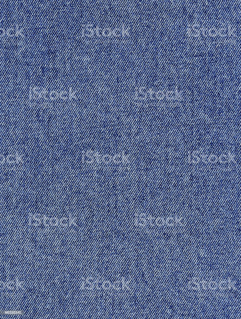 Denim fabric background royalty-free stock photo