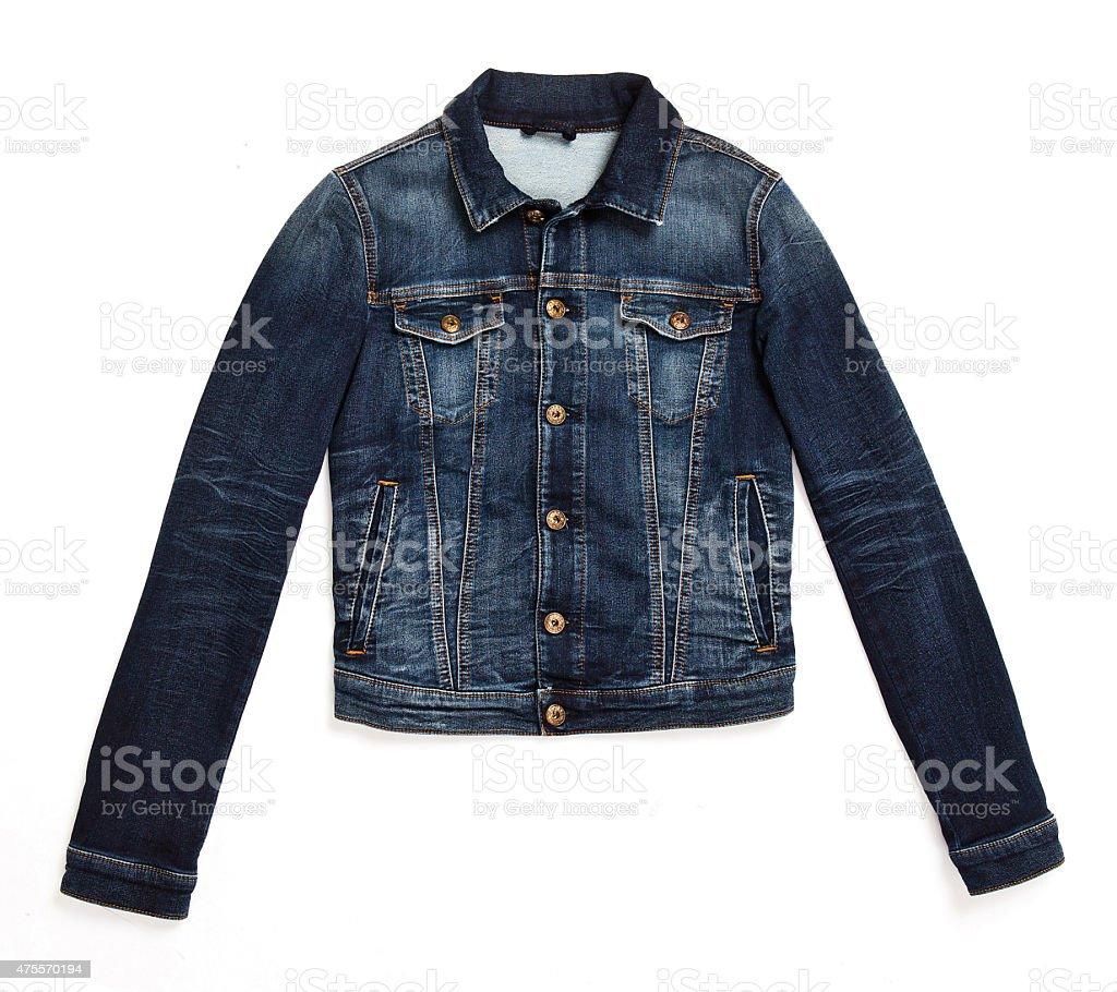 Denim Jacket stock photo