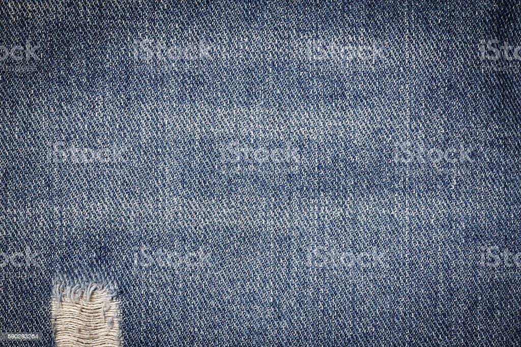 Denim jeans texture or denim jeans background with old torn. royaltyfri bildbanksbilder
