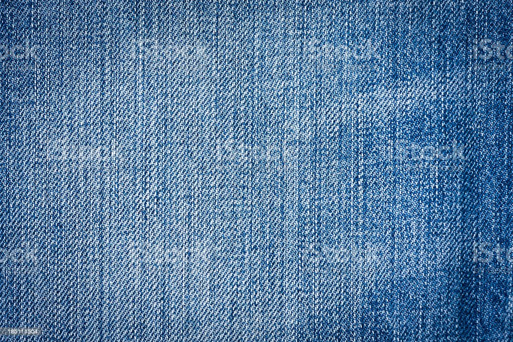 Denim material stock photo