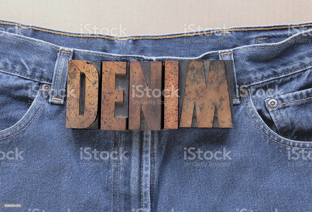 denim royalty free stockfoto