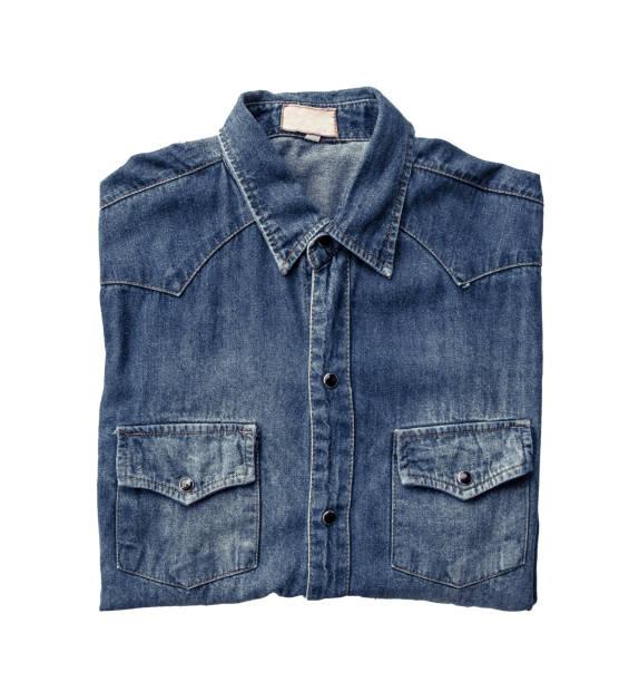 Hemden Denimjeans – Foto