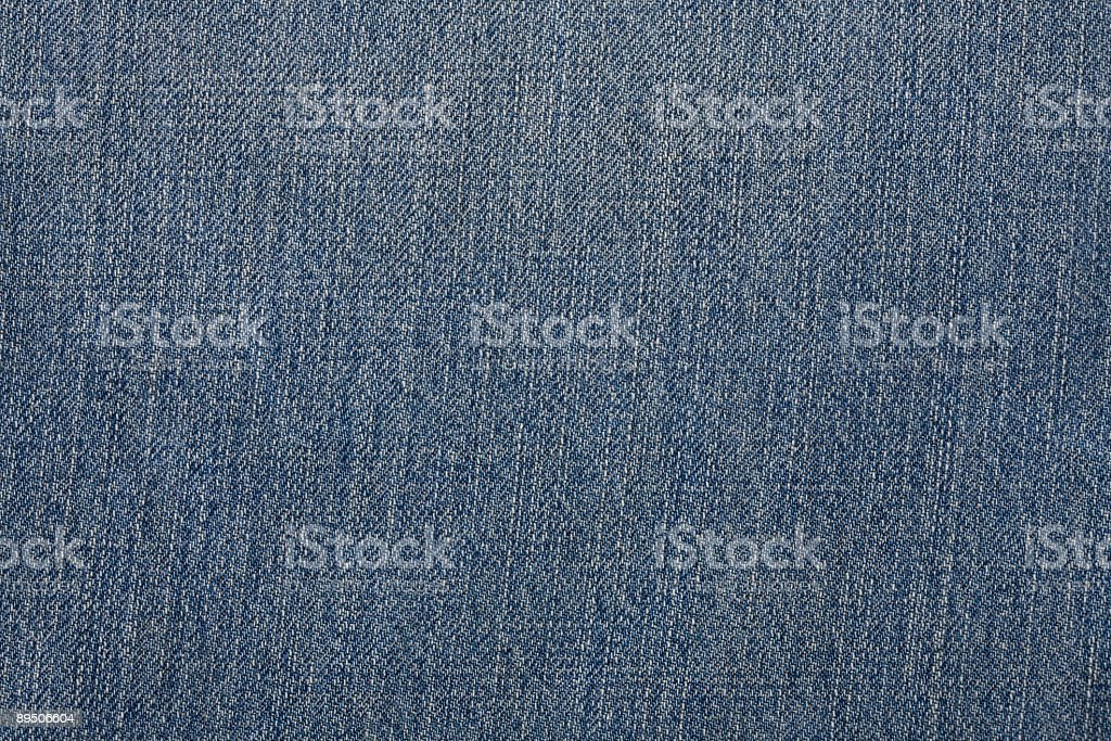 Denim Texture royalty-free stock photo
