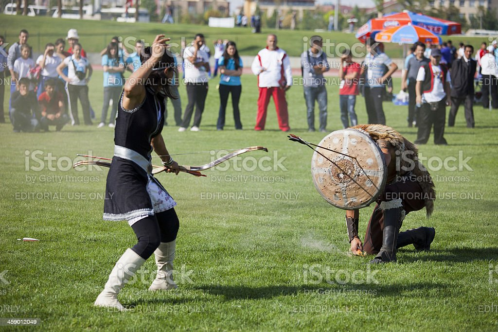 Athletes from different countries meet in Denizli. United Nations...