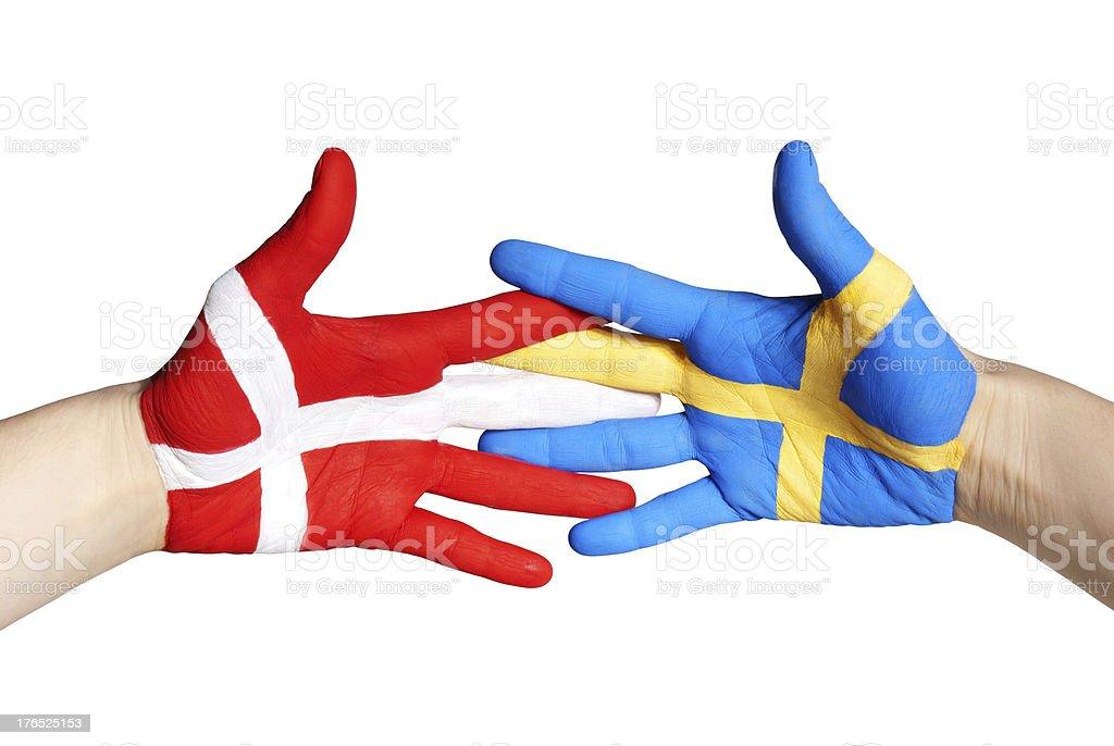 Dänemark und Schweden – Foto
