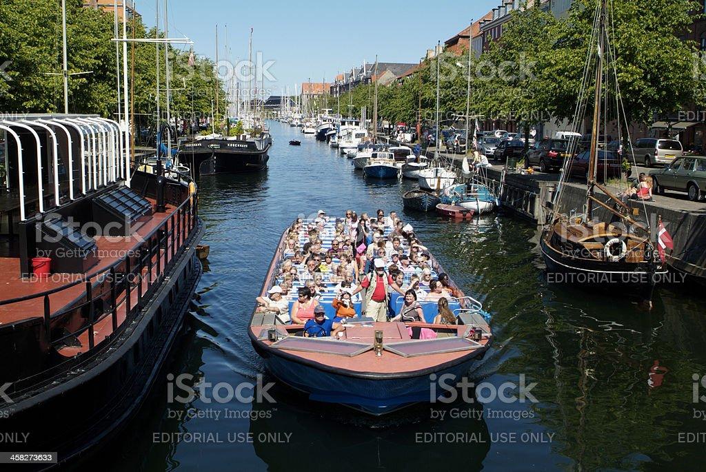 Denmark, Copenhagen royalty-free stock photo