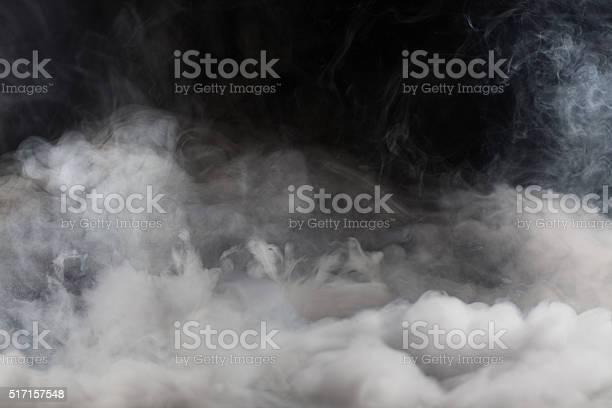 Photo of dense smoke background