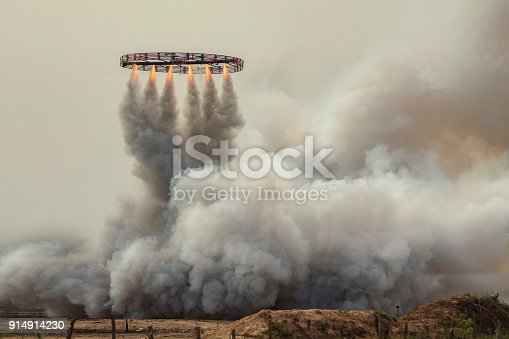 rocket festival,Dense white smoke rising from the rocket festival,smoke background,close up swirling white smoke background.