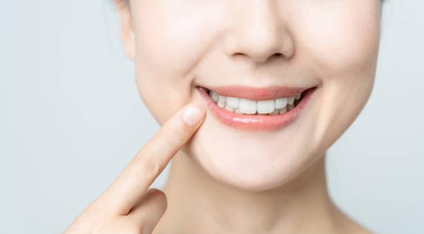 Dental care concept. stock photo